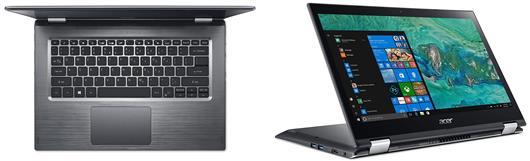 Acer SP314-51-39XB Notebook
